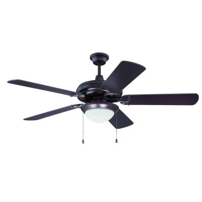 "Craftmade Lighting CIU52OB Civic - 52"" Unipack Ceiling Fan"