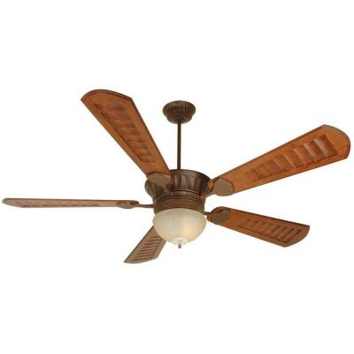 "Craftmade Lighting DCEP70AG Epic - 70"" Ceiling Fan with DC Motor"