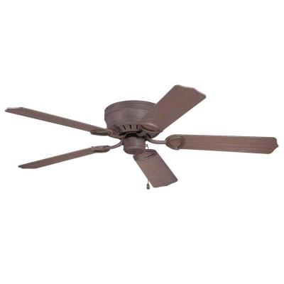 "Craftmade Lighting K10203 Universal Hugger - 52"" Ceiling Fan"