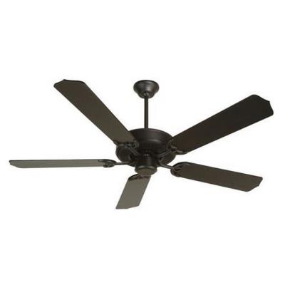 "Craftmade Lighting K10389 Contractors Design - 52"" Ceiling Fan"