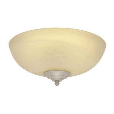 Craftmade Lighting LK14CFL Economy Faux Alabaster