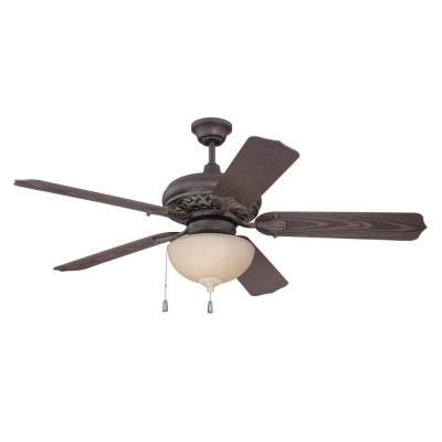 "Craftmade Lighting OMI52AGVM Mia - 52"" Outdoor Ceiling Fan"