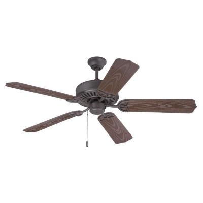 "Craftmade Lighting OPXL52BR Outdoor Patio - 52"" Ceiling Fan"