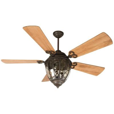 "Craftmade Lighting OV70AG Olivier - 70"" Ceiling Fan"