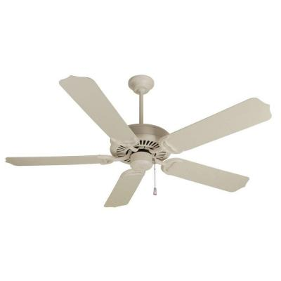 "Craftmade Lighting PF52AW Porch - 52"" Ceiling Fan"