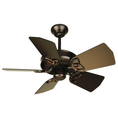 "Craftmade Lighting PI30OB Piccolo - 30"" Ceiling Fan"