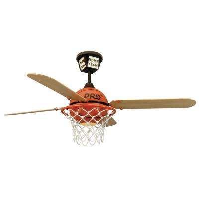 "Craftmade Lighting PS52BB Prostar - 52"" Basketball Ceiling Fan"