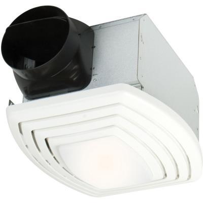 "Craftmade Lighting TFV110SL 14.75"" Decorative Bathroom Exhaust Fan"