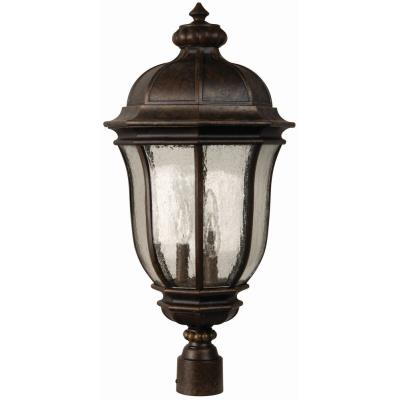 Craftmade Lighting Z3325 Harper - Three Light Post Lantern