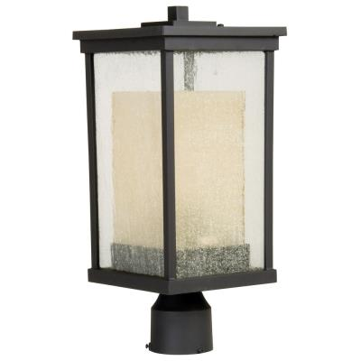 Craftmade Lighting Z3725-92-NRG Riviera - One Light Large Outdoor Post Mount