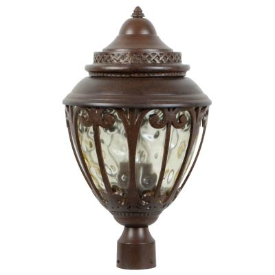 Craftmade Lighting Z3825 Olivier - Three Outdoor Post Light