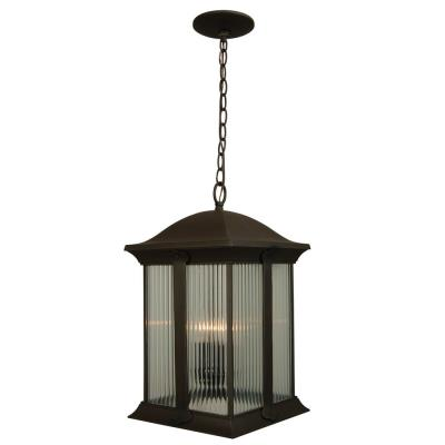 Craftmade Lighting Z4121 Summit - Three Light Outdoor Large Pendant