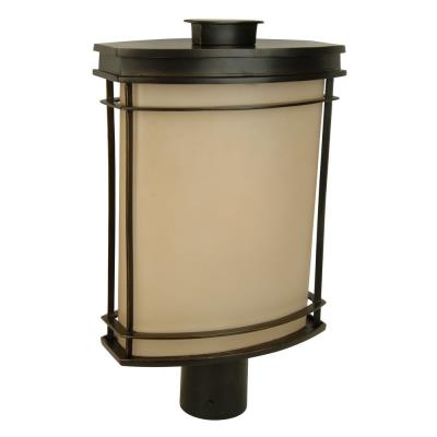Craftmade Lighting Z4315 Vale - One Light Outdoor Large Post Mount