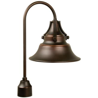 Craftmade Lighting Z4415-88 Union - One Light Outdoor Post Lantern