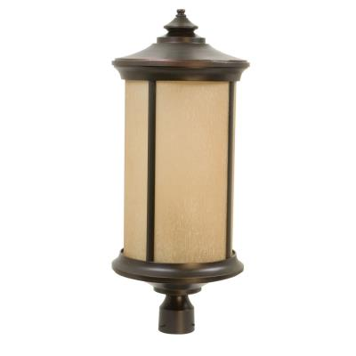 Craftmade Lighting Z6525-88 Arden - One Light Large Outdoor Post Mount