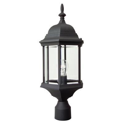 Craftmade Lighting Z695 Cast Aluminum - One Light Post Lamp