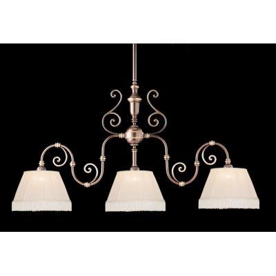 Crystorama Lighting 1373 Birmingham - Three Light Island Lights
