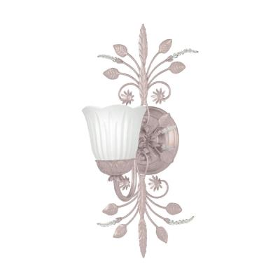 Crystorama Lighting 4741 Paris Flea Market - One Light Wall Sconce