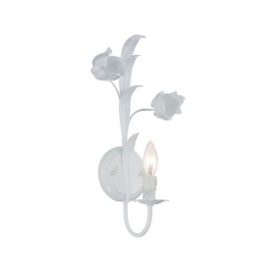 Crystorama Lighting 4811 Southport - One Light Sconce
