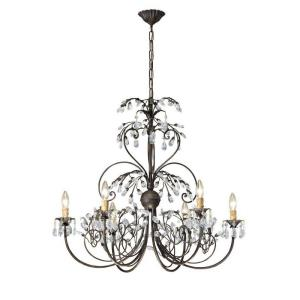 Victoria - Six Light Chandelier
