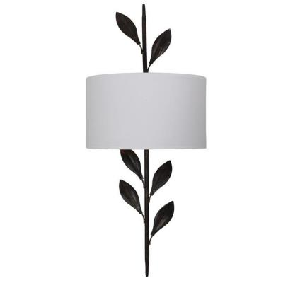 Crystorama Lighting 501 Broche - Two Light Sconce