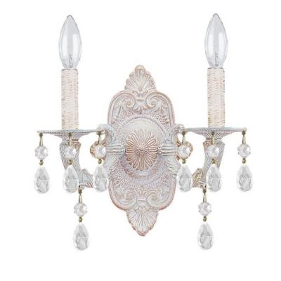 Crystorama Lighting 5022 Sutton - Two Light Wall Sconce