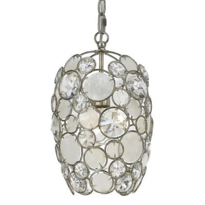 Crystorama Lighting 523 Palla - Light Mini Pendant