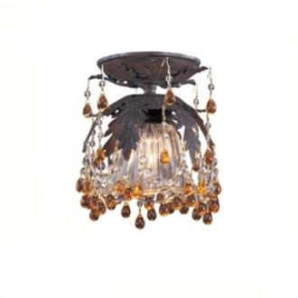 Crystorama Lighting 5230 Melrose - One Light Ceiling Mount
