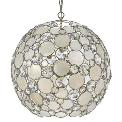 Crystorama Lighting 529 Palla - Six Light Chandelier