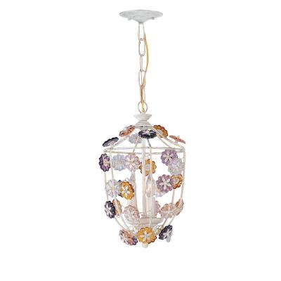 Crystorama Lighting 5313 Retro Pendant