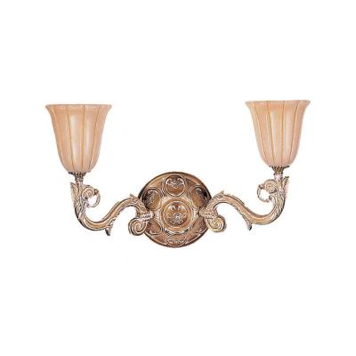 Crystorama Lighting 892 Natural Alabaster - Two Light Sconce