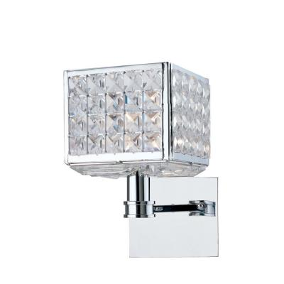 Crystorama Lighting 901 Chelsea - One Light Sconce