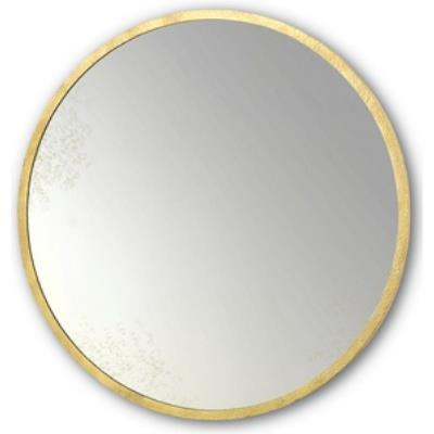 "Currey and Company 1088 Aline - 42"" Round Mirror"