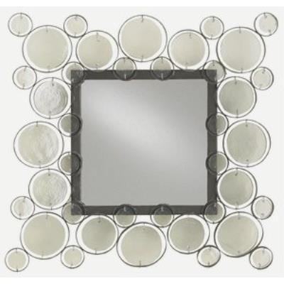 "Currey and Company 1089 Fiona - 25"" Square Mirror"