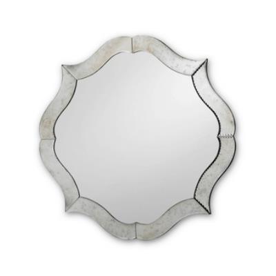 "Currey and Company 1301 Monteleone - 30"" Mirror"