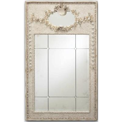 """Currey and Company 2004 Devereux - 34"""" Mirror"""