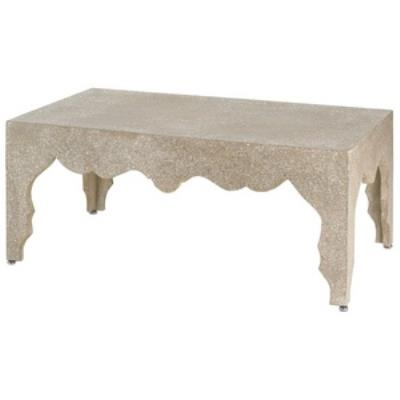 """Currey and Company 2024 Casablanca - 10"""" Cocktail Table"""