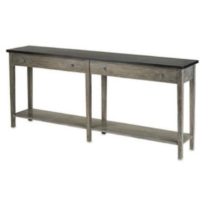 Currey and Company 3036 Westrow - Large Console