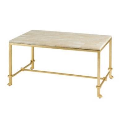 "Currey and Company 4126 Delano - 42"" Coffee Table"
