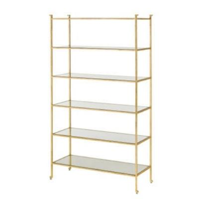 "Currey and Company 4129 Delano - 41"" Etagere"