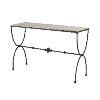 "Currey and Company 4142 Agora - 49"" Console Table"
