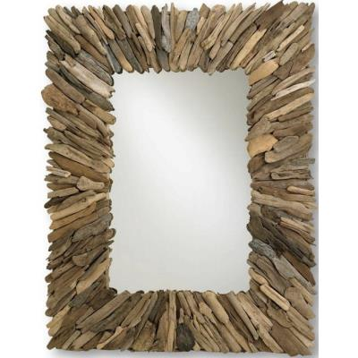 "Currey and Company 4344 Beachhead - 40"" Mirror"