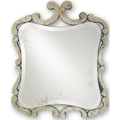 "Currey and Company 4345 Sazerac - 28"" Mirror"