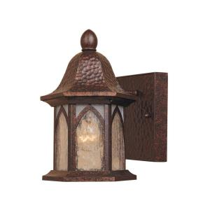 Berkshire - One Light Outdoor Wall Lantern