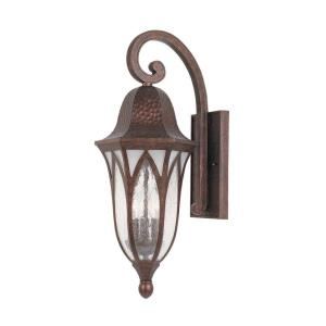 Berkshire - Three Light Outdoor Wall Lantern