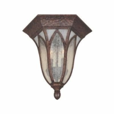 Designers Fountain 20635-BAC Berkshire - Two Light Outdoor Flush Mount