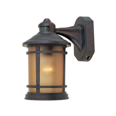 Designers Fountain 2371MD Sedona Motion Detector - One Light Outdoor Wall Lantern