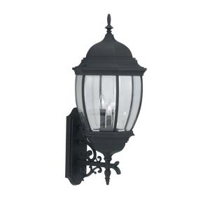 Triverton - Three Light Outdoor Wall Lantern