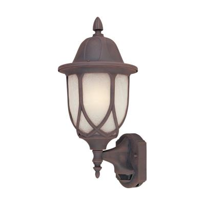 Designers Fountain 2868MD-AG Capella Motion Detector - One Light Outdoor Wall Lantern
