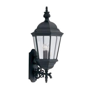 Abbington - Three Light Outdoor Wall Lantern